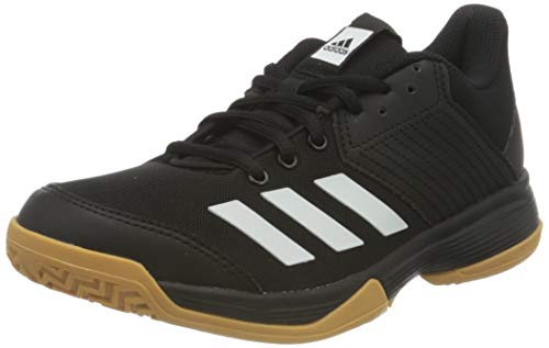 Adidas Ligra 6 Youth, Sport Shoes, Negbás/Ftwbla/Gumm1, 35 EU