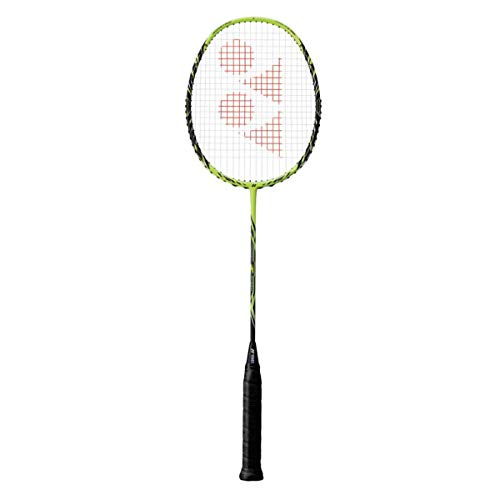 Yonex Nanoray Z-Speed, Raqueta Badminton, Amarillo, 3U